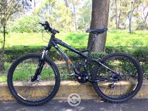 Bicicleta Alubike doble suspensión R26