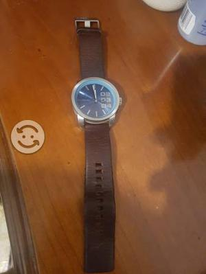 Reloj diesel DZ- original piel acero