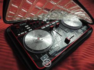 Controlador Vestax Typhoon, Para Virtual Dj