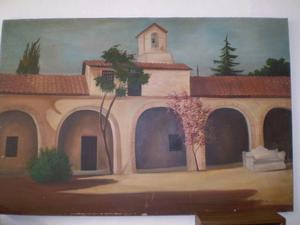 Pinturas SIN marco al oleo varios tamaños, estilos y