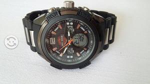 Reloj harley negro