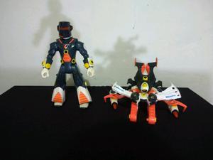 Action man ATOM gear 3 en 1 seminuevo