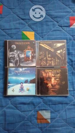 Cds Originales de Dream Theater
