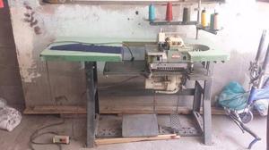 Maquina de Coser Over Industrial 5 hilos