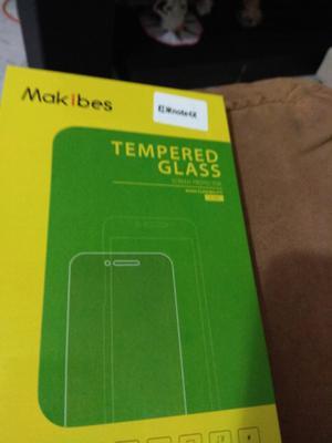 Mica de cristal templado para Xiaomi Redmi Note 4 global