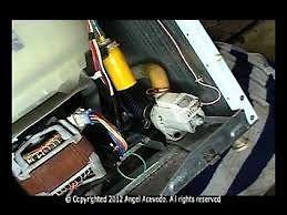 Revision y Reparacion de Lavadoras y Secadoras a domicilio