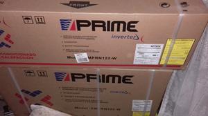 minisplit marca Prime 1 Ton Frio/Calor Totalmente Nuevo