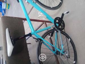 En venta bicleta