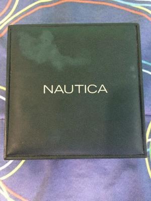 Estuche Nautica Original Para Reloj.