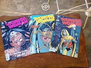 Comics wonder woman # y16 televisa dc comics