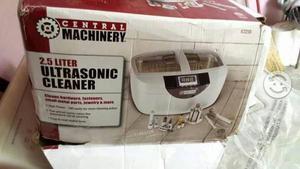 Limpiadora de metales ultrasonica