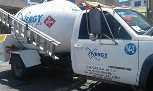 Suministro de gas l.p