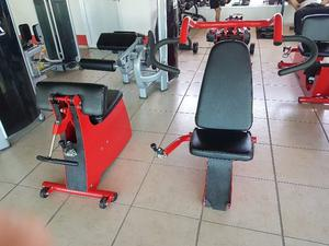 aparatos de gym