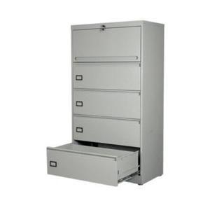 Archivero Metálico Combinado para Oficina A-