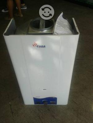 Boiler instantaneo de 2 servicios 13 l
