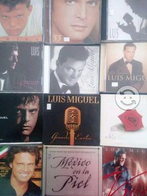 Coleccion Luis Miguel