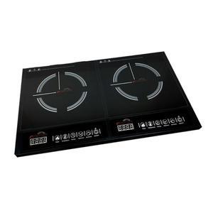Parrilla Doble de Inducción Magnetica E Cocinare Eco Dual