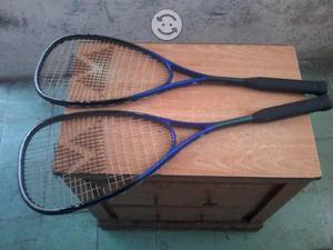 Raquetas escuash par baratisimas usadas
