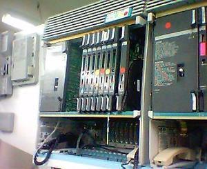 Reparación de equipo Nortel Opción 11 hasta 81c, CSE,
