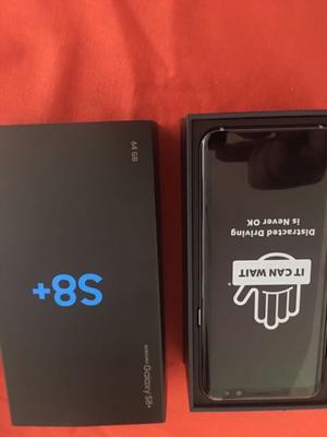 Samsung S8plus 64 gb