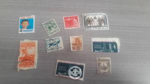 Timbres postales (coleccion)