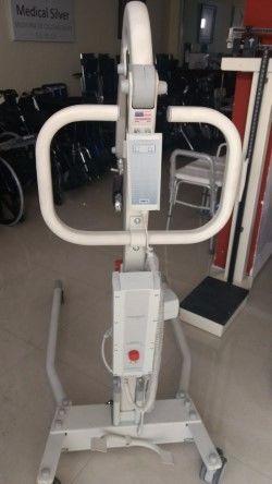 grua para pacientes electrica