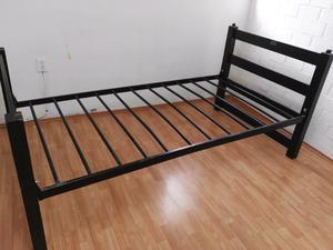 Bases de camas tipo minimalista posot class for Vendo cama individual