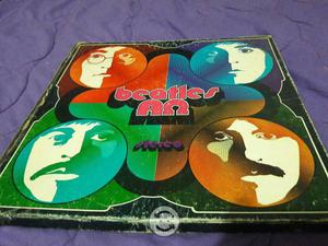 Discos de los Beatles