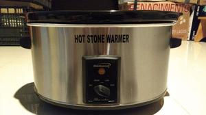 Horno piedras calientes