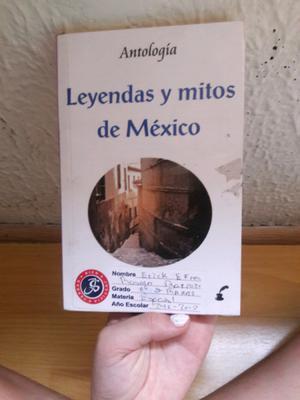 Leyendas y mitos de mexico