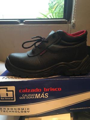 Remato calzado industrial brisco
