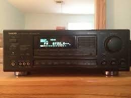 Amplificador Onkyo Tx-sv717pro Bocinas Infinity Sl30,
