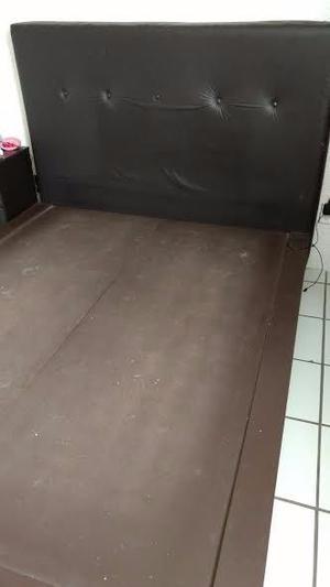 Cabecera y base para colchón