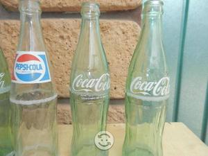 Coca Cola BOTELLAS antiguas