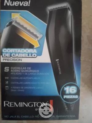 Cortadora de cabello remington nueva