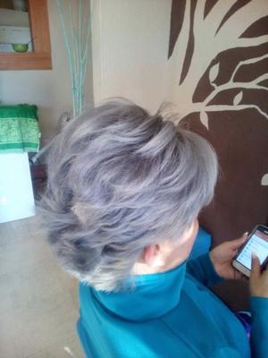 Efectos de color a domicilio