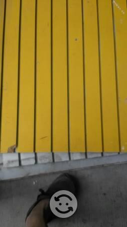 Panel ranurado