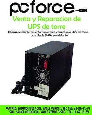 VENTA Y REPARACIÓN DE UPS
