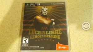 Videojuego AAA Lucha Libre Heroes Del Ring PS3