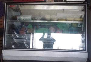 Vitrina refrigerante y báscula Torrey bascula refrigerador