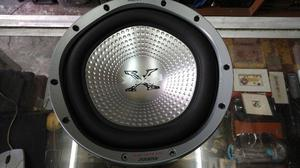 WOOFER SONY DOBLE BOBINA W