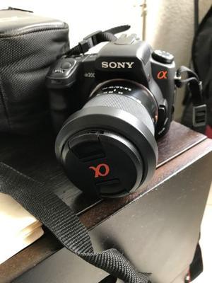 Cámara profesional Sony 200