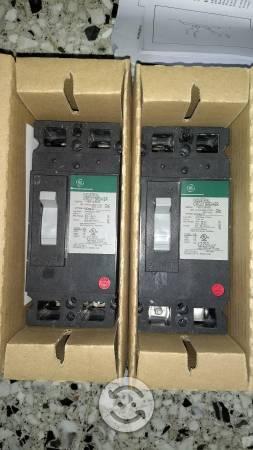 Dos pastillas termicas LG 30 amp