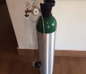 Tanque De Oxígeno  Litros