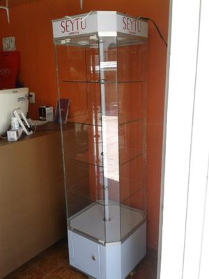 Vitrina Vertical Cristal