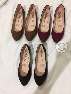 zapatos 3 pares nuevos