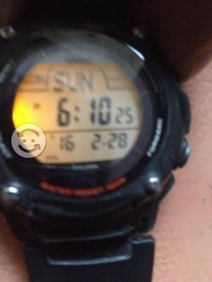 Reloj SOLAR CASIO ORIGINAL MODELO DE USO