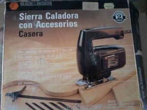Sierra caladora Casera Black & Decker
