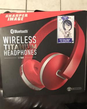 Audífonos Wireless & Bluetooth Nuevos