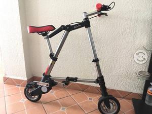 Bicicleta plegable A-Bike